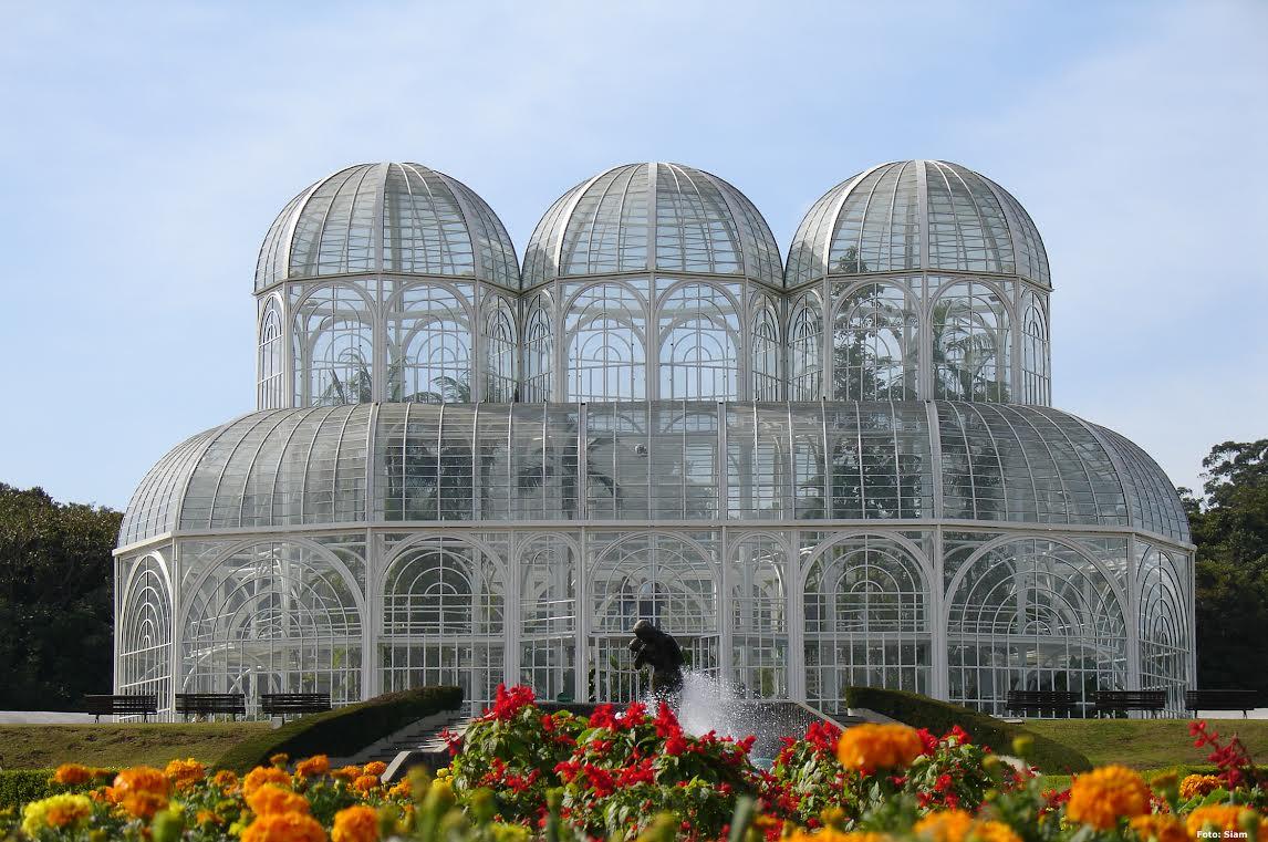 gazebo jardim curitiba:Jardins Secretos